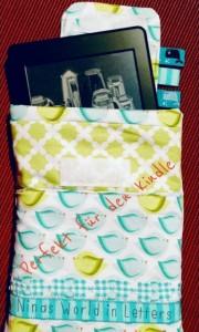 Paddi Bag mit Kindle